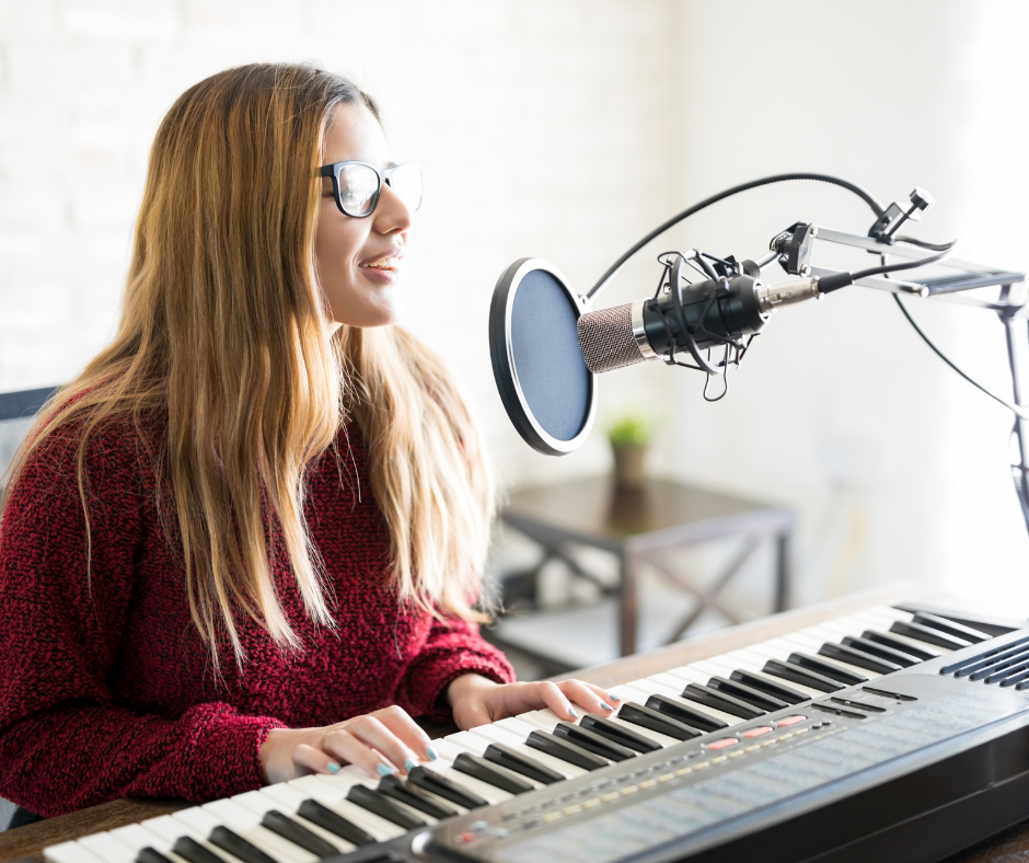 Online With Judy Fine – Budding Songwriter